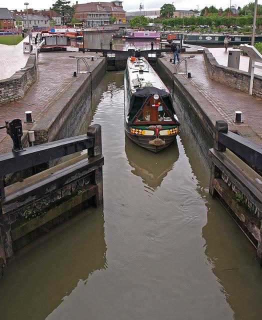 Lock, Stratford-Upon-Avon