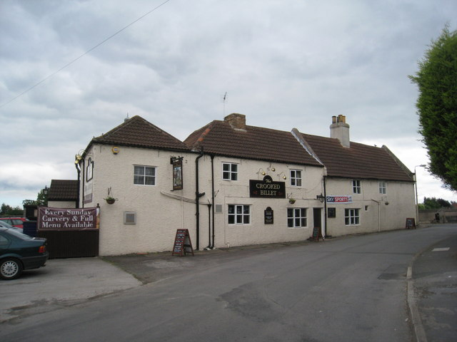 The Crooked Billet, Owston Ferry