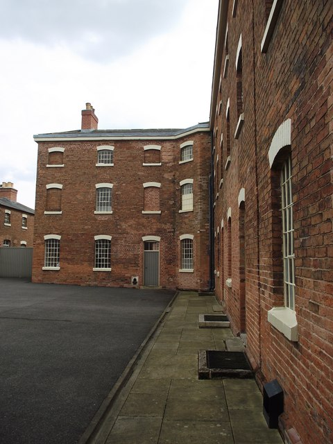 Workhouse Yard