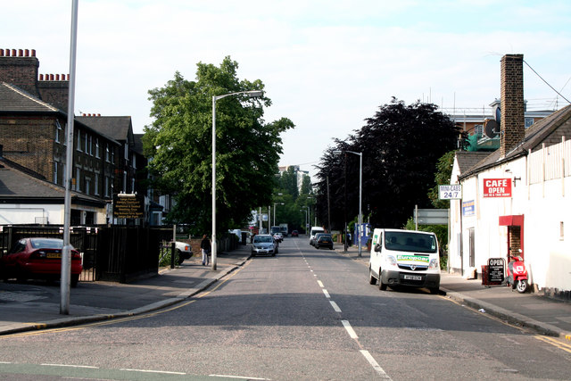 Croydon:  Lansdowne Road