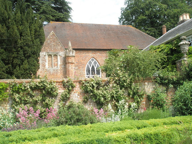 Walled Garden, Stansted House (1)