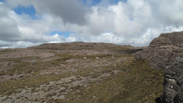 Sandstone Crag & Slabs