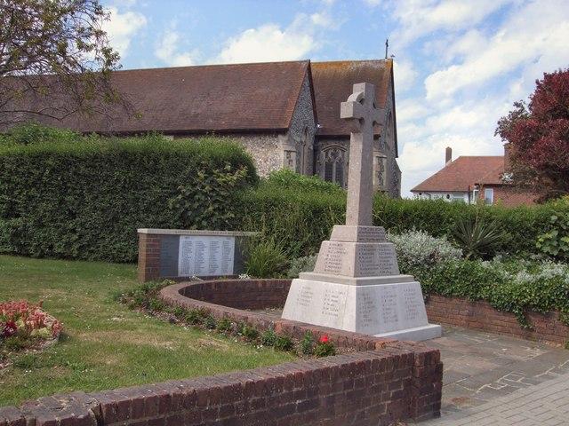 War Memorial - Lancing