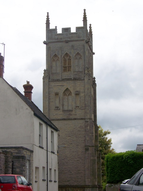 Tower, All Saints Church