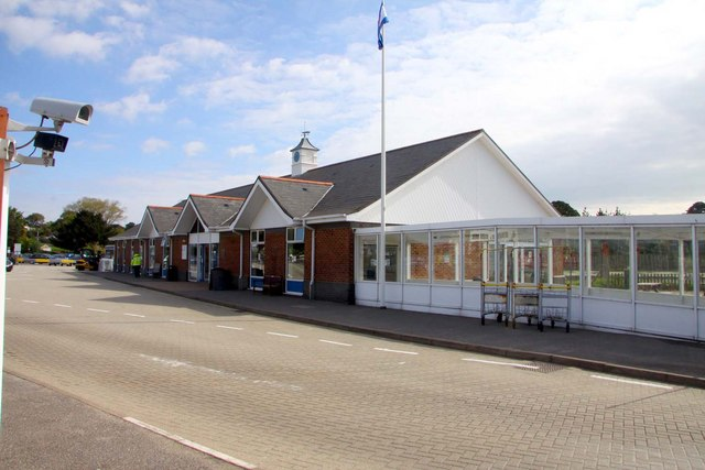Lymington Car Ferry Terminal Ticket Office