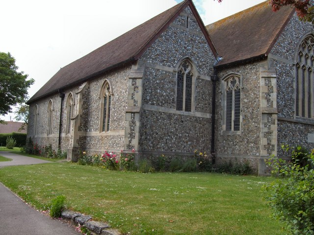 St Michael and All Angels Church, Lancing