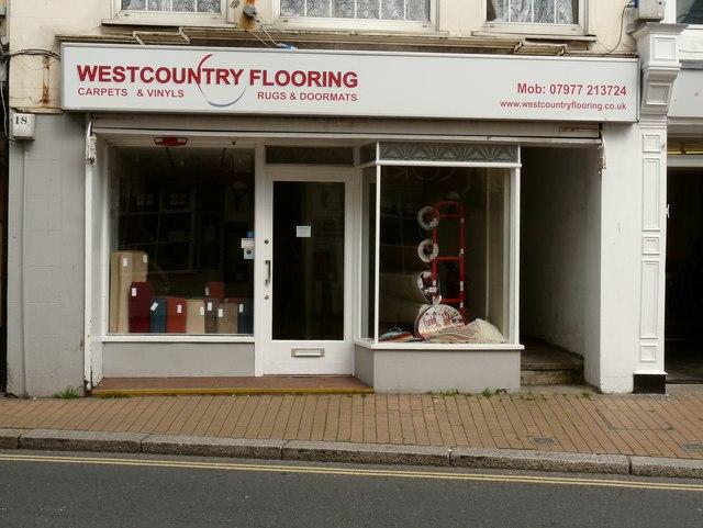 Westcountry Flooring, 87 High Street, Ilfracombe