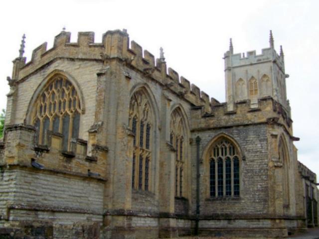 All Saints Church, Langport