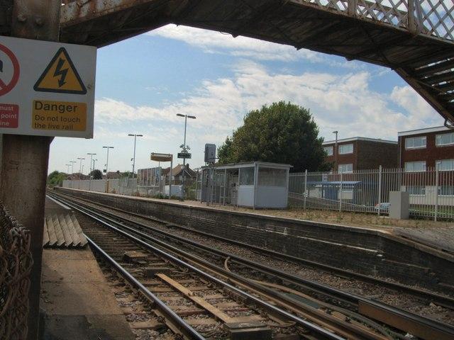 Lancing Station