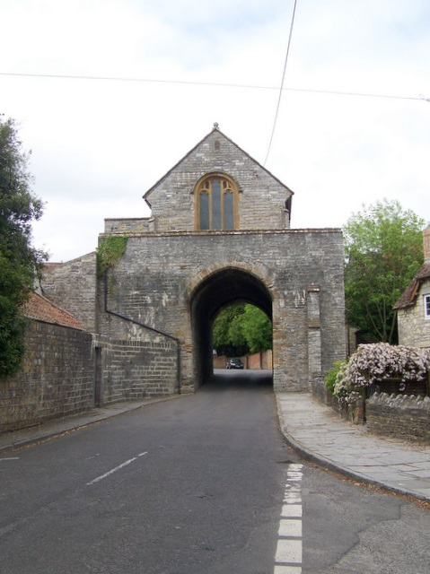 The Hanging Chapel, Langport