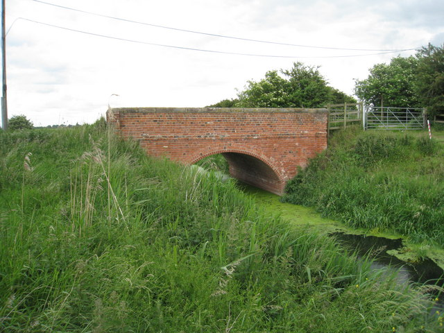 Bridge over Ferry Drain