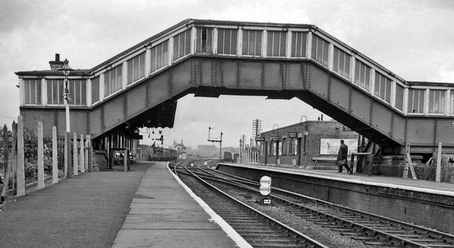 Broadfield Station