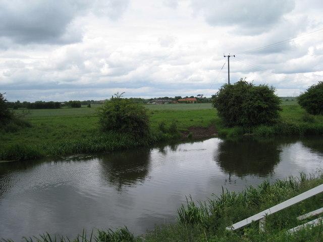 View towards Owston Grange