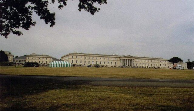 Sandhurst Military College
