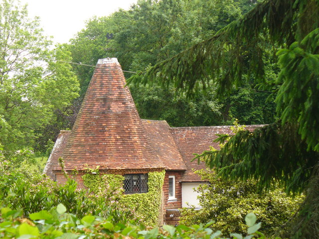 Oast House at Hoggatts