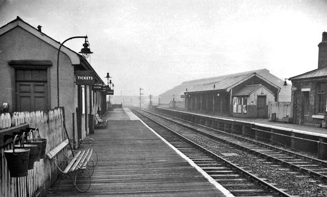 Broadheath (Altrincham) Station