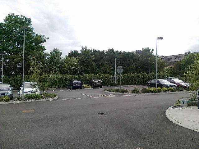 Car Park at Atos Origin