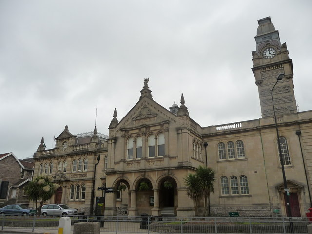 Weston-Super-Mare : The Town Hall