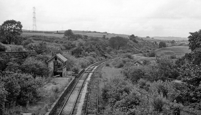 Broadley Station (remains)