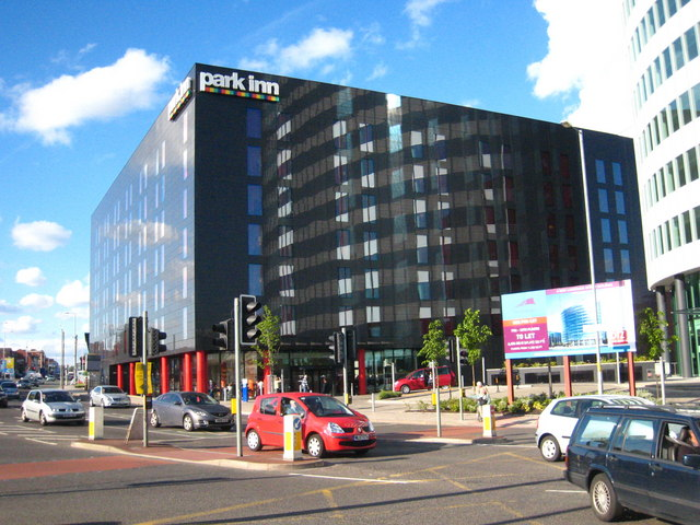 The Park Inn Manchester