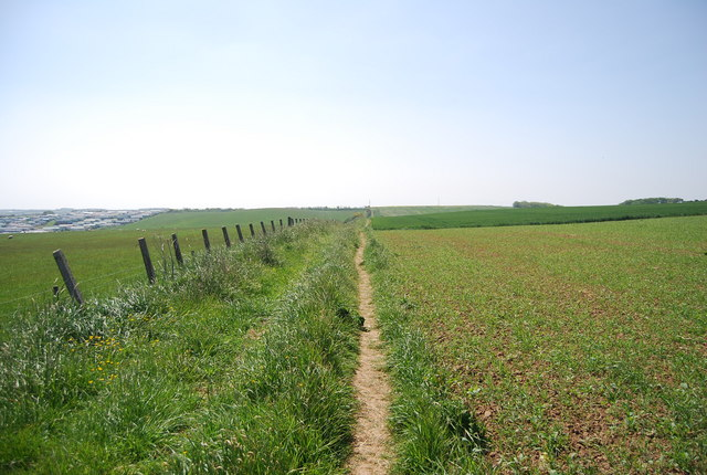 Footpath to Flamborough