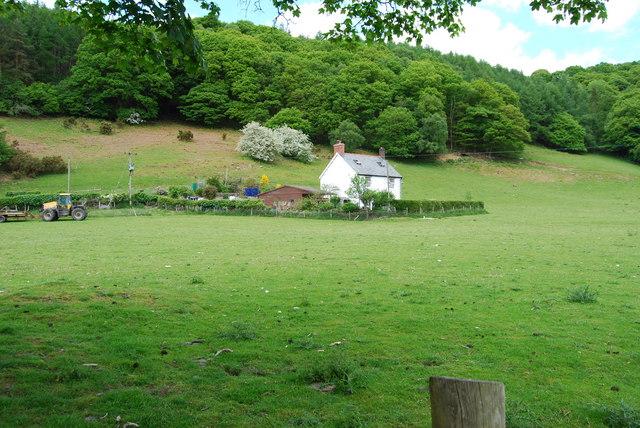 Cottage at Maes-y-rhyddallt
