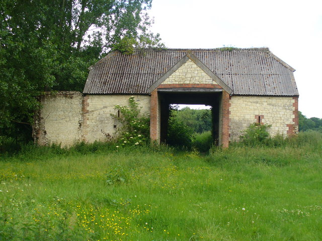 Barn Near Binsted