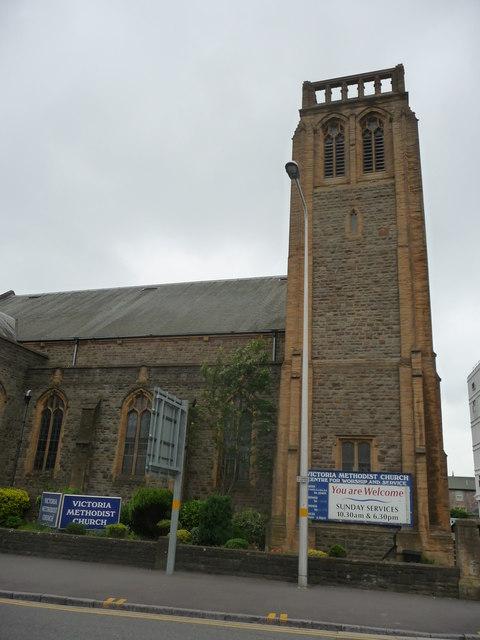 Weston-Super-Mare : Victoria Methodist Church