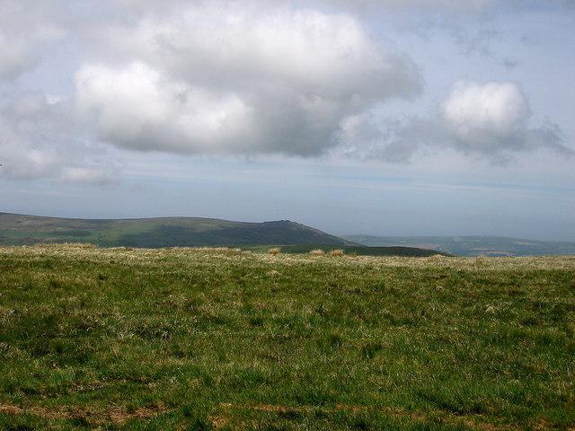 Mynydd Carningli from Preseli