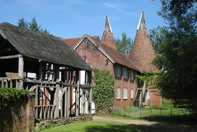 Boy court oast boy court lane oast house archive for The headcorn minimalist house kent