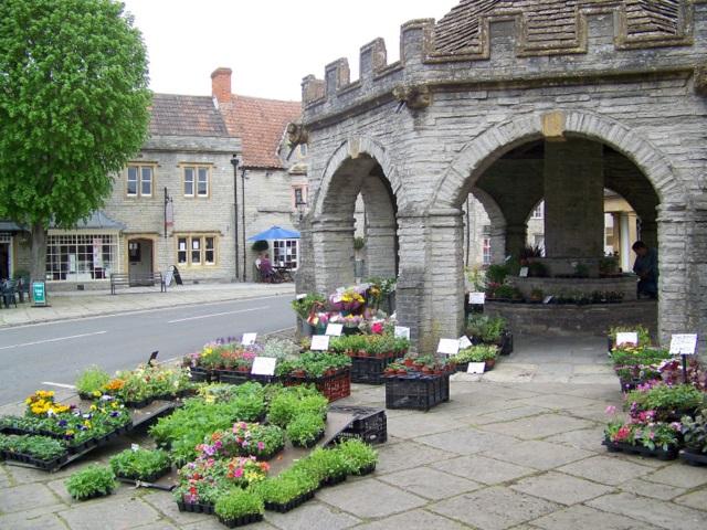 Market Cross, Somerton