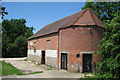 TQ8446 : Oast House at Upper Little Boy Court Farm, Boy Court Lane, Headcorn, Kent by Oast House Archive