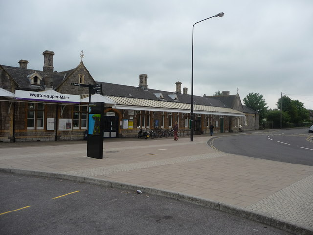 Weston-Super-Mare: Weston-super-Mare Railway Station