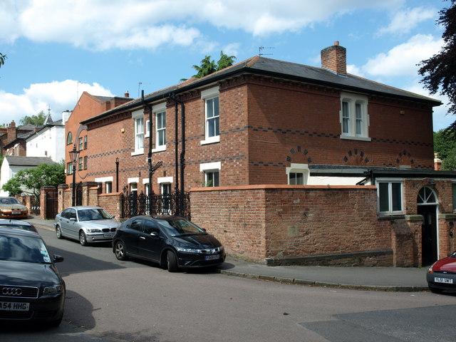 Junction of Lenton Avenue and Lenton Road