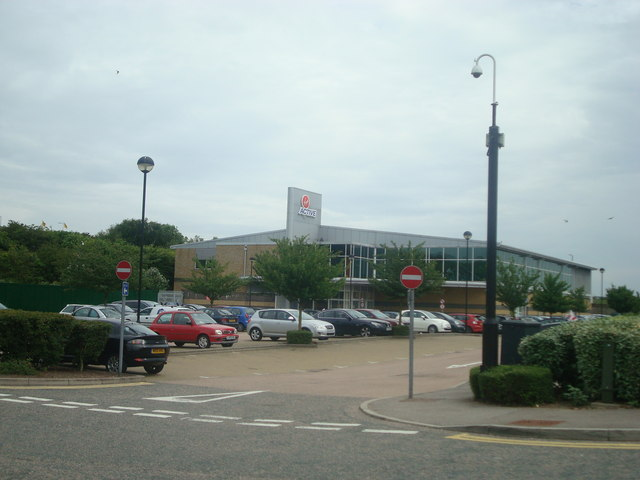 Virgin Active health club, Medway Valley Leisure Park