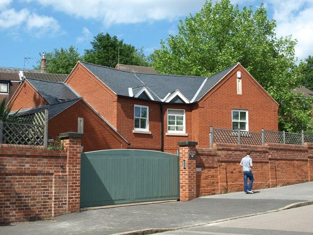 House on Lenton Road