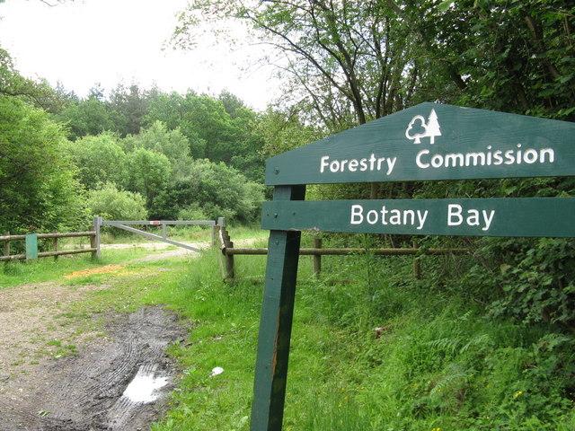 Botany Bay off High Street Green road