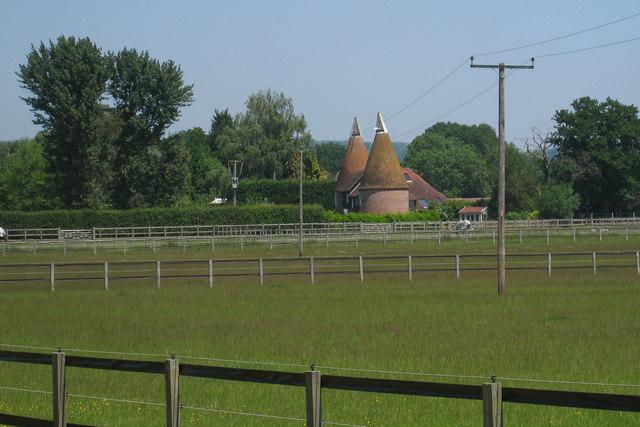 Sparrow Oast, Tilden Road, Ulcombe, Kent