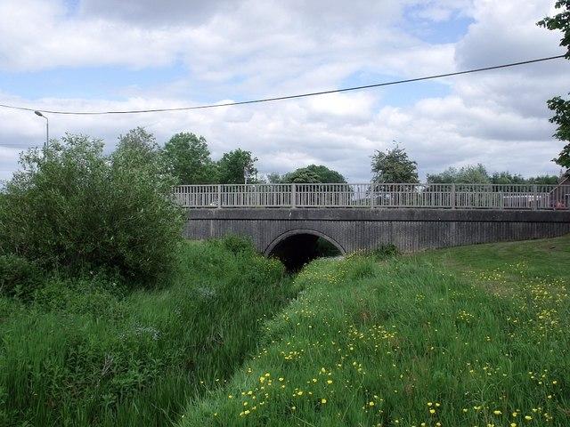 Bridge over the Garnkirk Burn