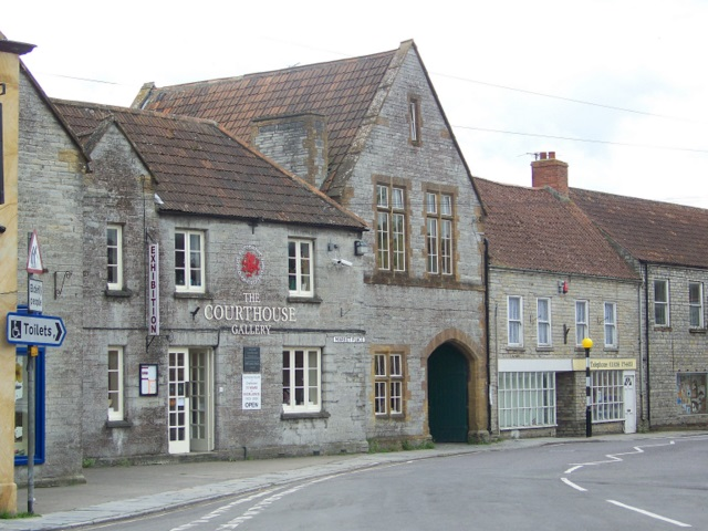 The Courthouse Gallery, Somerton
