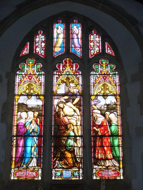 East Window, Holy Cross