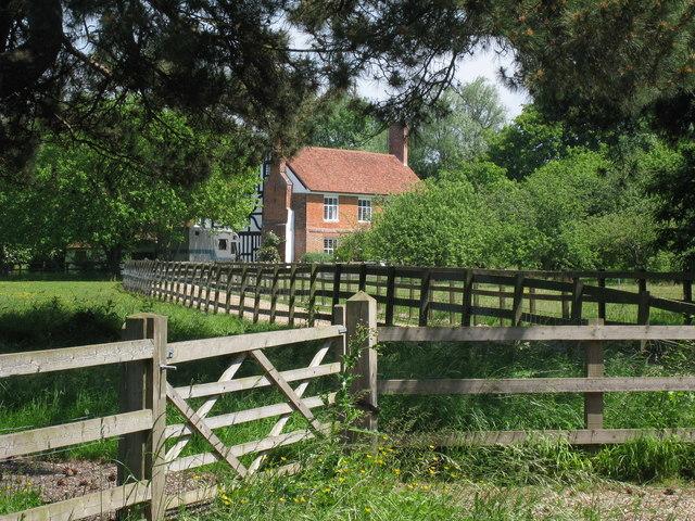 Boy Court Farmhouse
