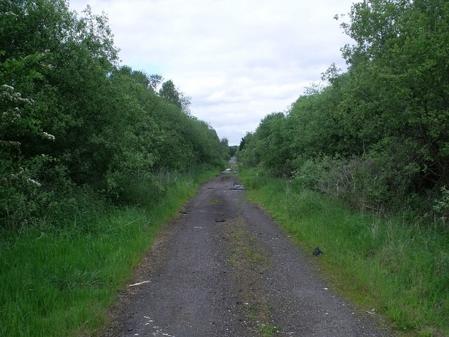 Station Road, Garnkirk
