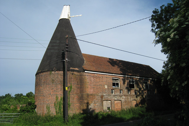 Oast House at Hobby Hobbs Farm, Staplecross, East Sussex