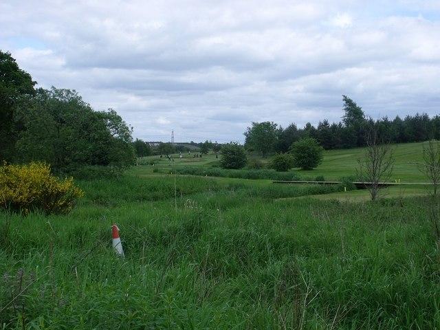 Mount Ellen golf course