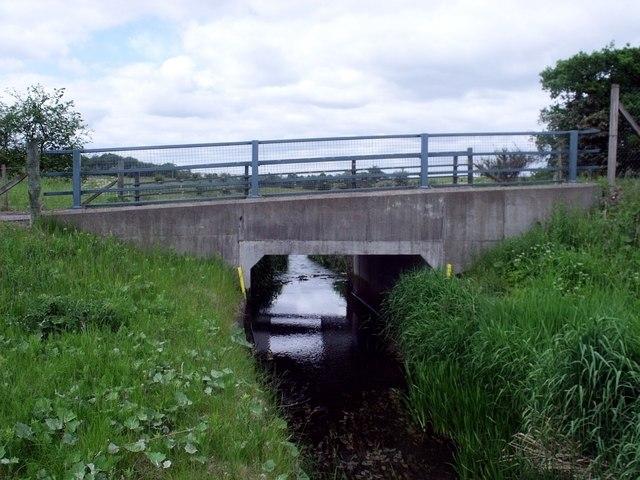 The new Dumcavel bridge