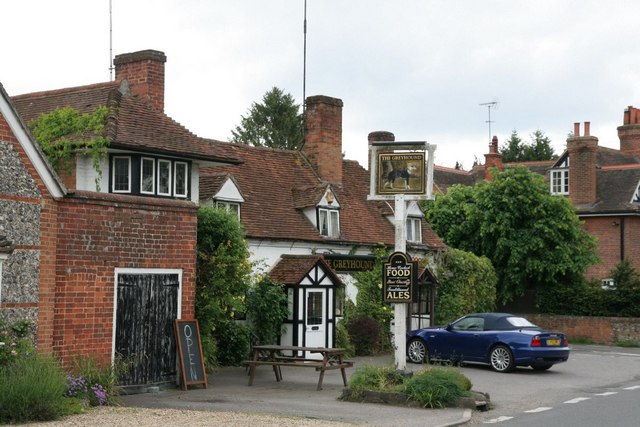 The Greyhound Whitchurch