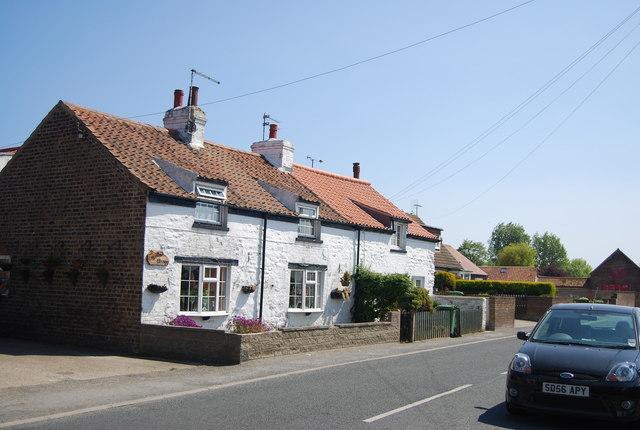 Rose Cottage, Tower St
