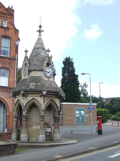 Worcester Cross, Kidderminster