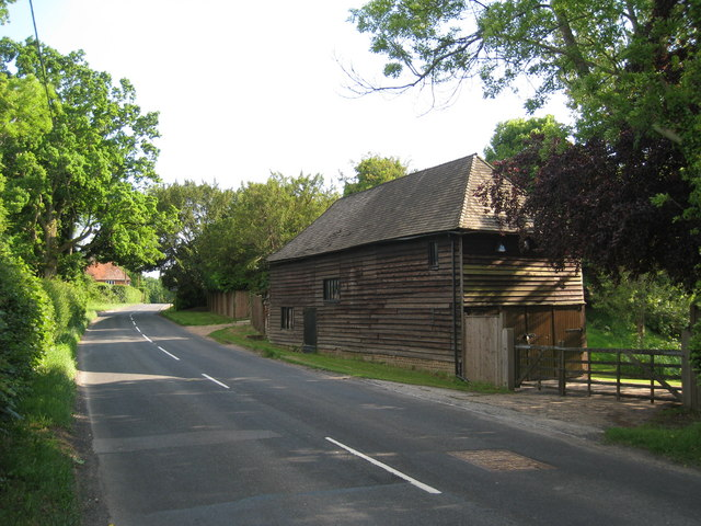 Barn on B2165